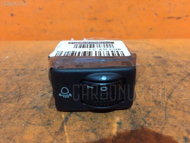 Кнопка корректора фар на Nissan Bluebird Sylphy KG11