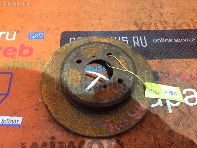 Тормозной диск на Suzuki CHEVROLET CRUZE HR52S M13A