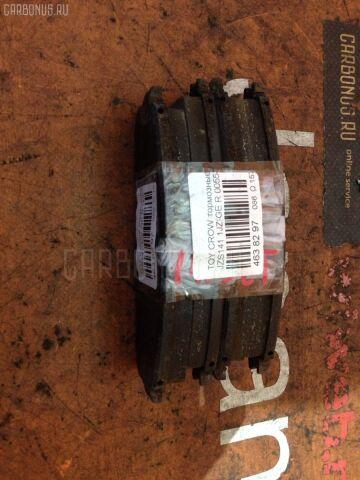 Тормозные колодки на Toyota Crown JZS141 1JZ-GE