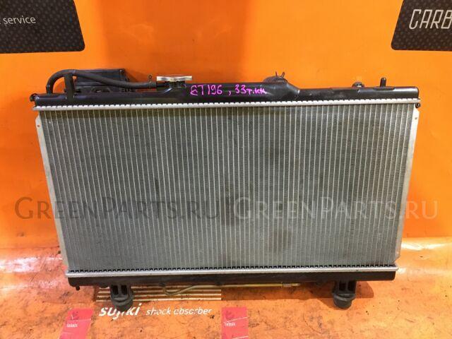 Радиатор двигателя на Toyota Caldina ET196V 5E-FE