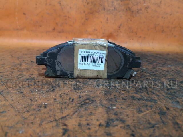 Тормозные колодки на Nissan X-Trail NT30, PNT30, T30