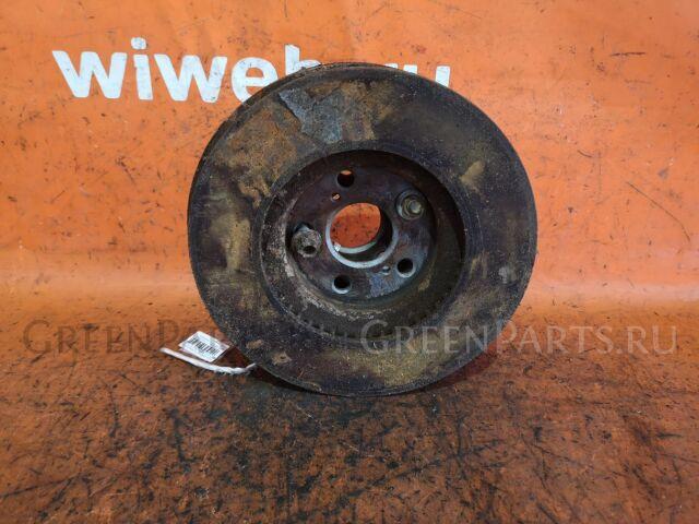 Тормозной диск на Toyota Premio AZT240 1AZ-FSE