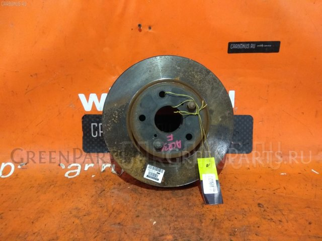 Тормозной диск на Toyota Estima ACR30W 2AZ-FE
