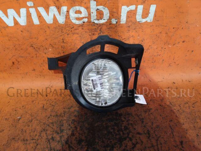 Туманка бамперная на Toyota Hilux Surf GRN215W, TRN210W, TRN215W 42-34