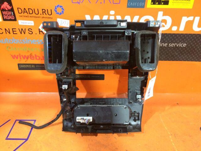Блок управления климатконтроля на Nissan Tiida C11 HR15DE