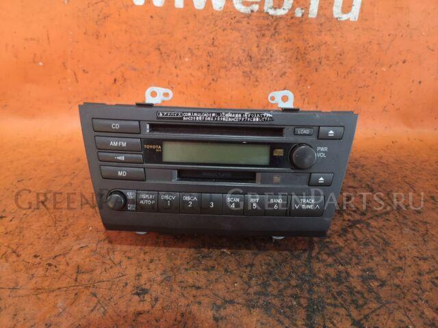 Автомагнитофон на Toyota Mark II JZX110