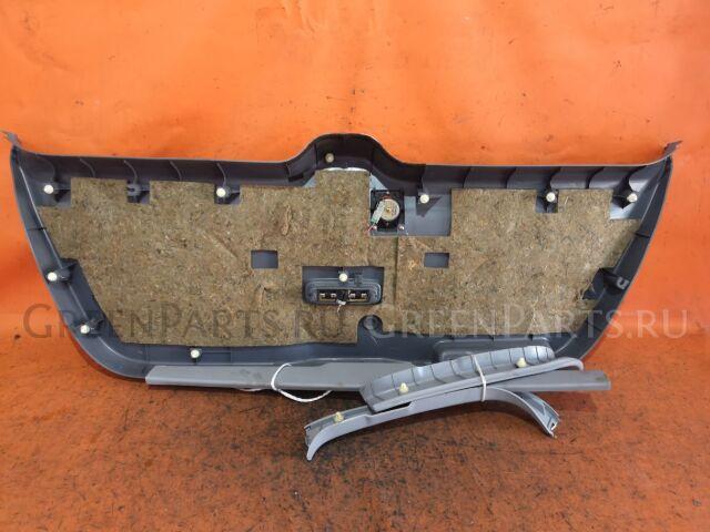 Обшивка багажника на Honda Odyssey RA7