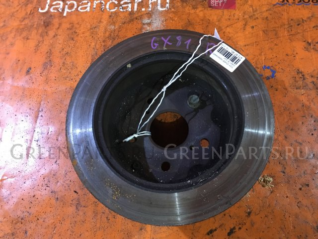 Тормозной диск на Toyota Chaser GX81