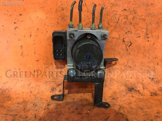 Блок abs на Honda Fit GD3 L15A