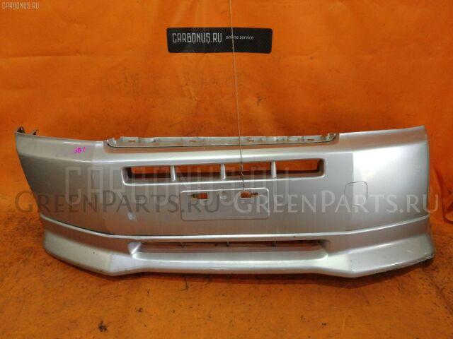 Бампер на Honda Mobilio Spike GK1