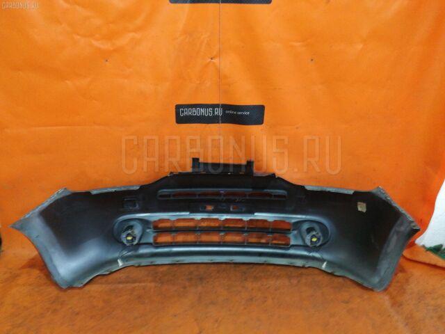 Бампер на Nissan Cube Z12