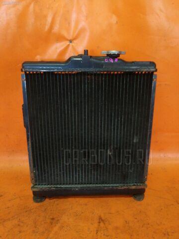 Радиатор двигателя на Honda Civic Ferio EG8 D15B