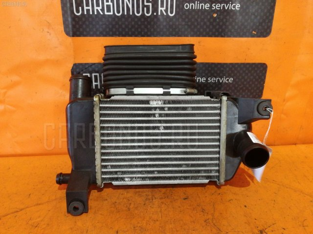 Радиатор интеркулера на Mitsubishi Ek Active H81W 3G83