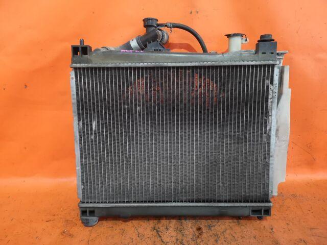 Радиатор двигателя на Toyota Funcargo NCP21 1NZ-FE