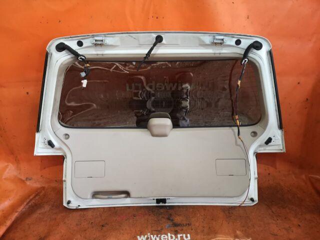 Дверь задняя на Toyota Ipsum SXM10G 44-29