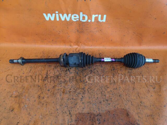 Привод на Toyota Wish ANE10 1AZ-FSE