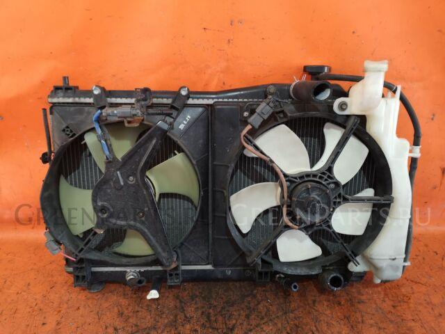 Радиатор двигателя на Honda Civic EU4 D17A