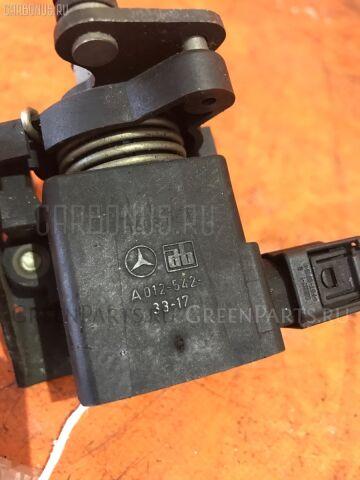 Датчик дроссельной заслонки на Mercedes-benz E-CLASS STATION WAGON S210.216, S210.226, S210.248, S210.262, S210.263,