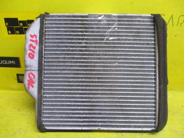 Радиатор печки на Toyota Caldina ST210G 3S-FE