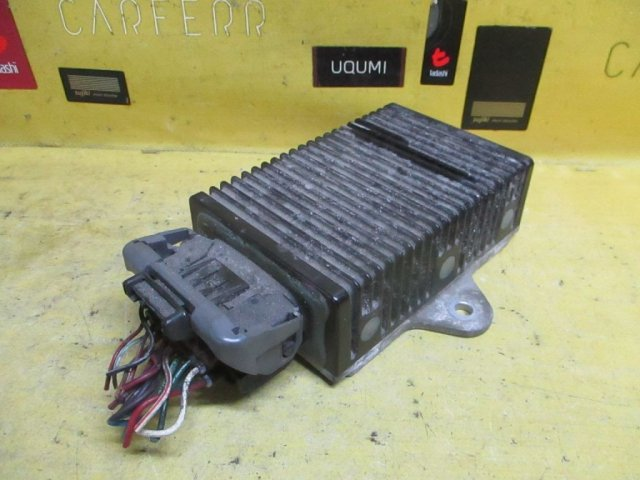 Блок управления инжекторами на Mitsubishi RVR N71W 4G93