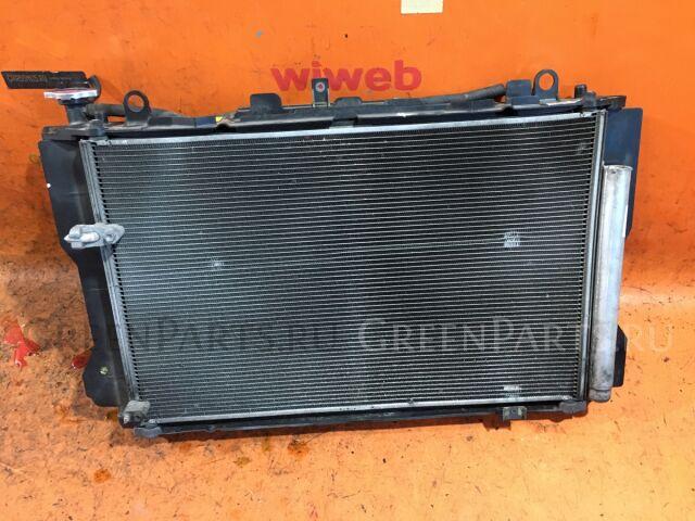 Радиатор двигателя на Toyota Allion NZT260, ZRT260, ZRT261, ZRT265 1NZ-FE, 2ZR-FAE, 2ZR-FE, 3ZR-FAE