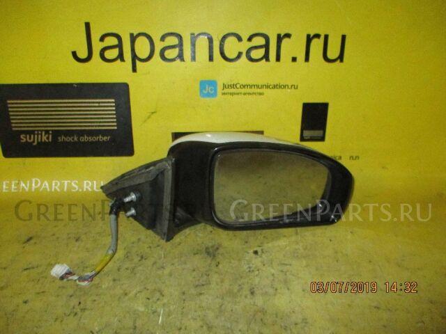 Зеркало двери боковой на Nissan Fuga PY50