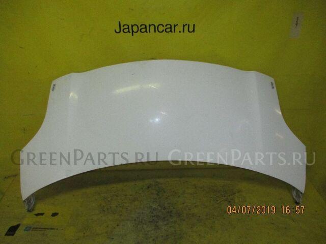 Капот на Toyota Vitz KSP90