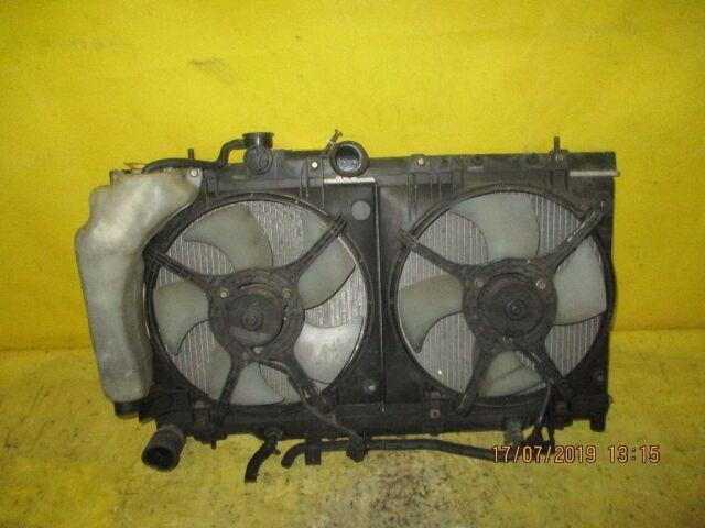 Радиатор двигателя на Subaru Legacy Lancaster BH9 EJ25
