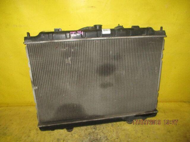 Радиатор двигателя на Nissan Serena TC24 QR20DE