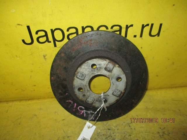 Тормозной диск на Mitsubishi Lancer Cedia Wagon CS5W 4G93