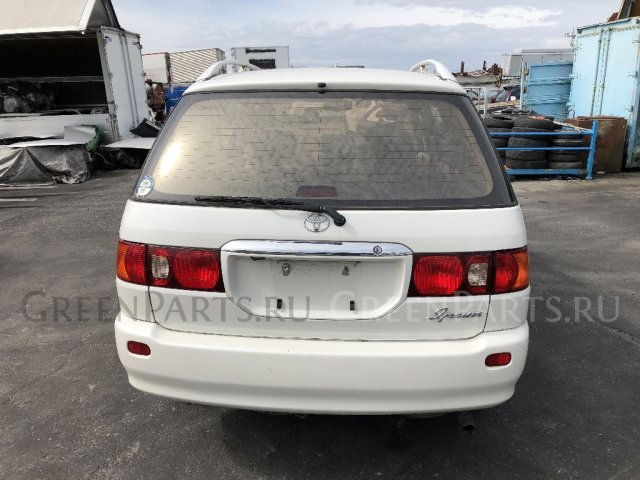 Патрубок радиатора двс на Toyota Nadia SXN10, SXN15 3S-FE, 3S-FSE