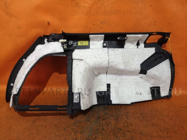 Обшивка багажника на Subaru Legacy Wagon BP5