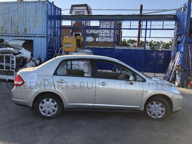 Тормозные колодки на Nissan TIIDA LATIO SC11, SJC11, SNC11