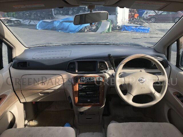Тормозные колодки на Nissan Avenir PNW11