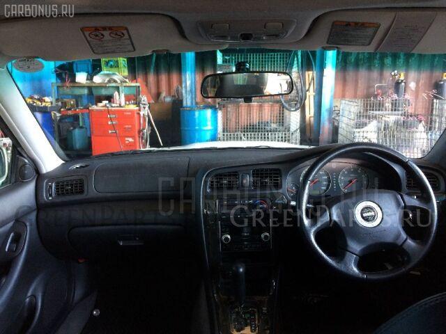 Подкрылок на Subaru Legacy Wagon BH5 EJ206