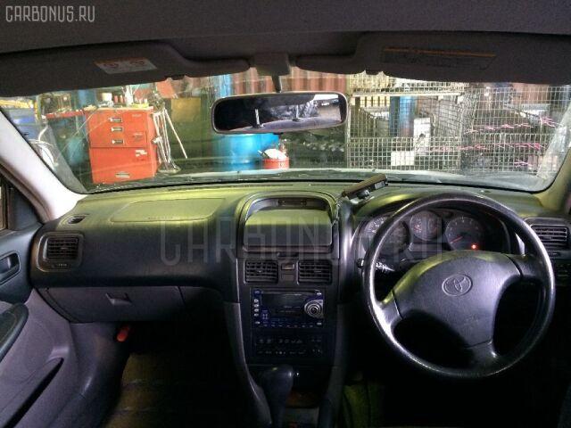 Крышка топливного бака на Toyota Corolla Levin AE110