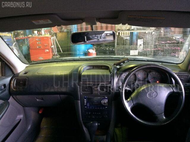 Крышка топливного бака на Toyota Allex ZZE124