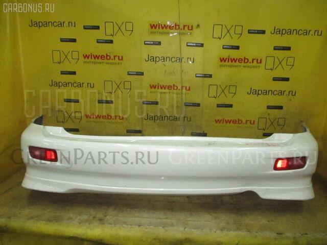 Бампер на Honda Stream RN1 P1485