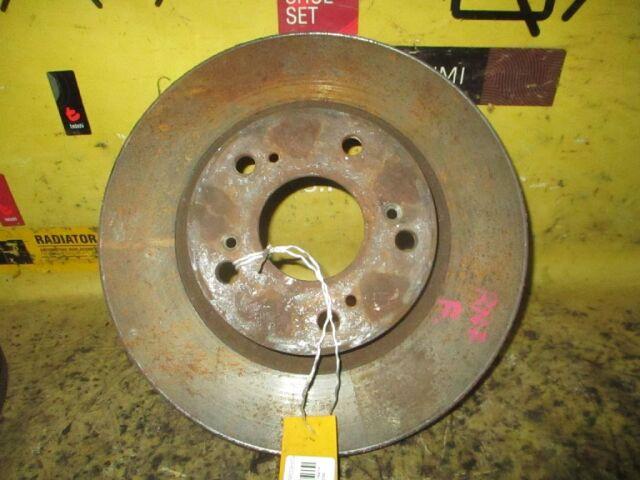 Тормозной диск на Honda Stream RN7 R18A