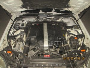 Патрубок на Mercedes-benz E320 211.065 112.949
