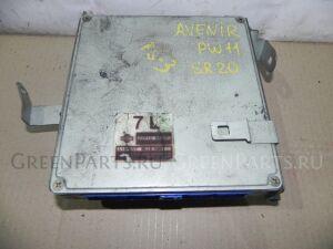 Блок управления двигателем на Nissan Avenir PW11 SR20DE 23710-WP321