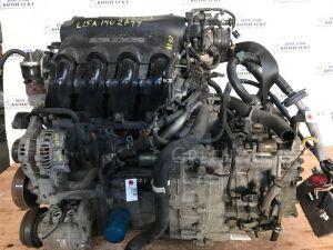 Двигатель на Honda Fit GD4 L15A