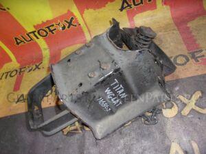 Крепление запаски на Mazda Titan WGLAT