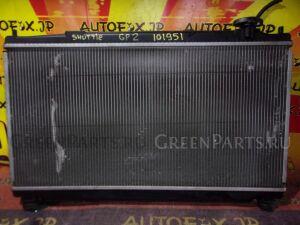Радиатор на Honda Fit Shuttle GP2 LDA