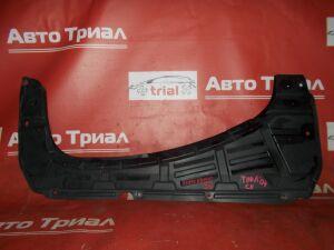 Защита двигателя на Nissan Tiida C11 HR15DE