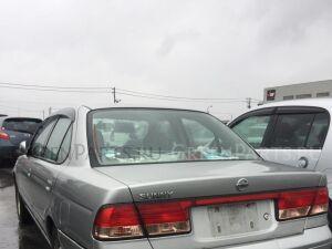 Дроссельная заслонка на Nissan Sunny FB15 QG15DE
