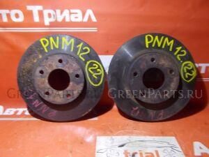 Тормозной диск на Nissan Liberty PNM12 SR20DE