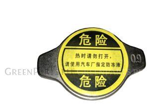 Крышка радиатора на Toyota Avensis AZT251