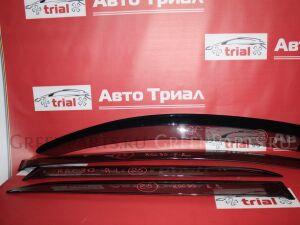 Ветровик на Toyota Passo KGC30 1KR-FE