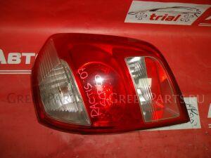 Стоп-сигнал на Toyota Ractis SCP100 2SZ-FE
